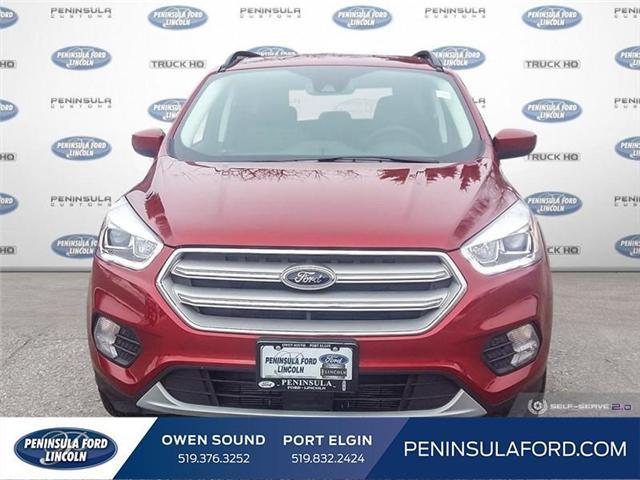 2019 Ford Escape SEL (Stk: 19ES27) in Owen Sound - Image 2 of 24
