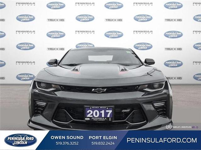 2017 Chevrolet Camaro 2SS (Stk: 19FE65A) in Owen Sound - Image 2 of 25