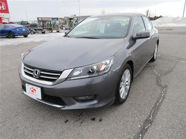 2015 Honda Accord EX-L (Stk: K13807A) in Ottawa - Image 1 of 16