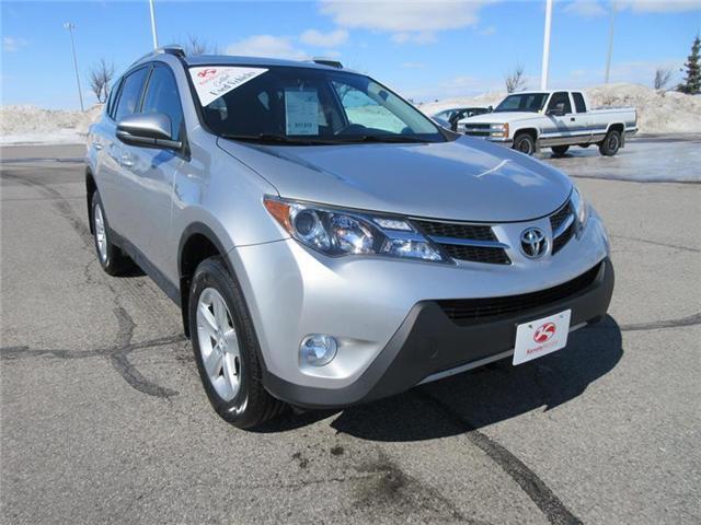 2014 Toyota RAV4 XLE (Stk: K13892A) in Ottawa - Image 2 of 17