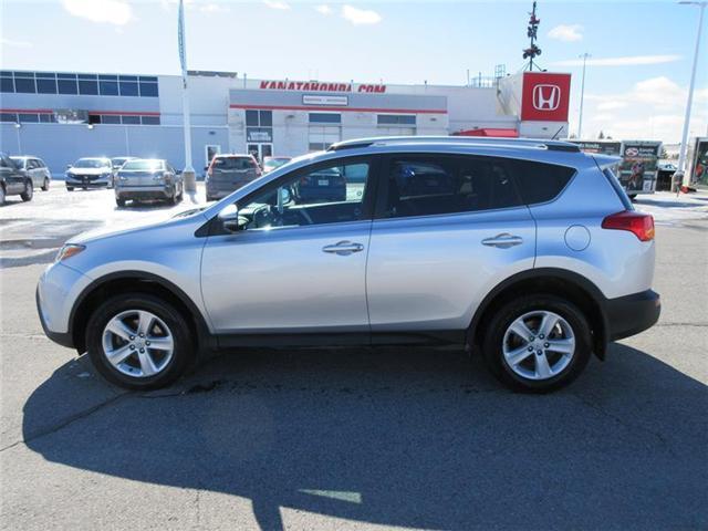 2014 Toyota RAV4 XLE (Stk: K13892A) in Ottawa - Image 5 of 17