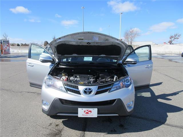 2014 Toyota RAV4 XLE (Stk: K13892A) in Ottawa - Image 6 of 17