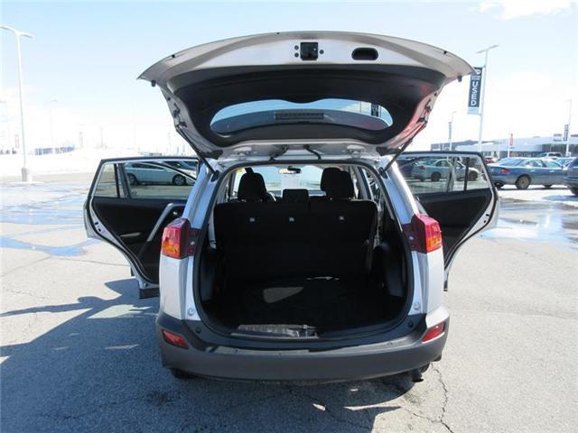 2014 Toyota RAV4 XLE (Stk: K13892A) in Ottawa - Image 9 of 17