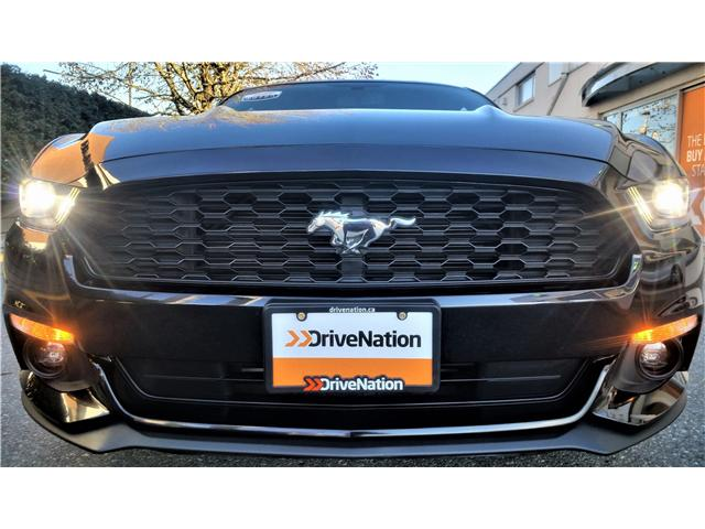 2016 Ford Mustang EcoBoost (Stk: G0148) in Abbotsford - Image 2 of 24