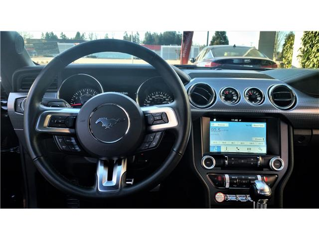 2016 Ford Mustang EcoBoost (Stk: G0148) in Abbotsford - Image 12 of 24