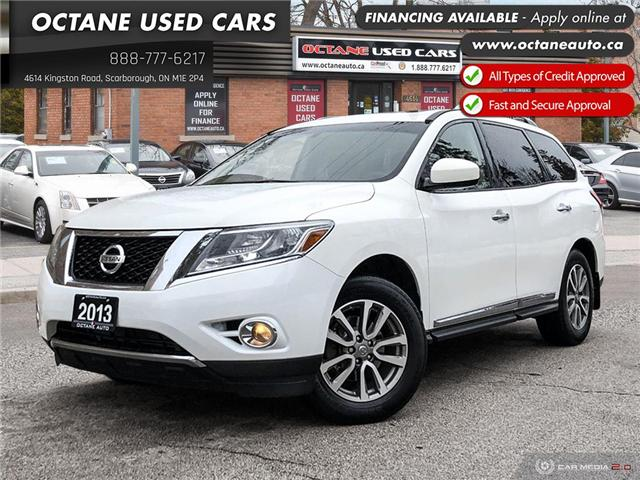 2013 Nissan Pathfinder SL (Stk: ) in Scarborough - Image 1 of 24