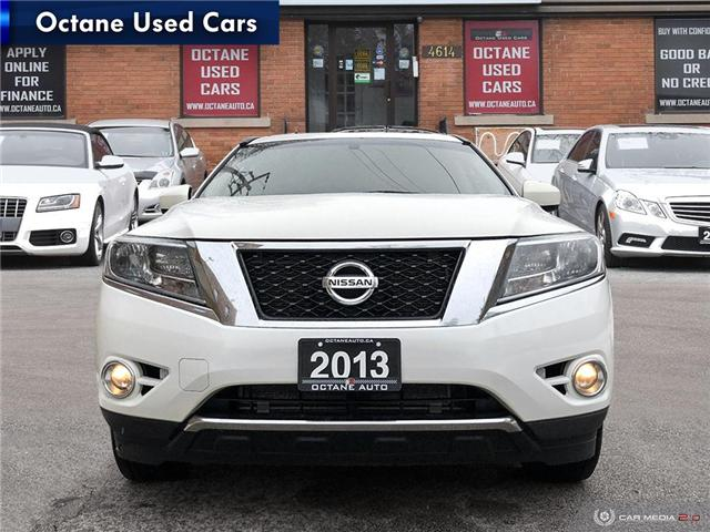 2013 Nissan Pathfinder SL (Stk: ) in Scarborough - Image 2 of 24