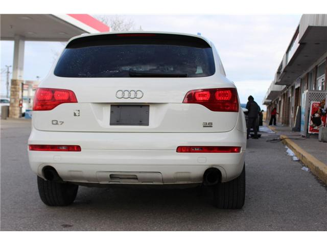 2008 Audi Q7 3.6 Premium (Stk: 052176) in Brampton - Image 2 of 11