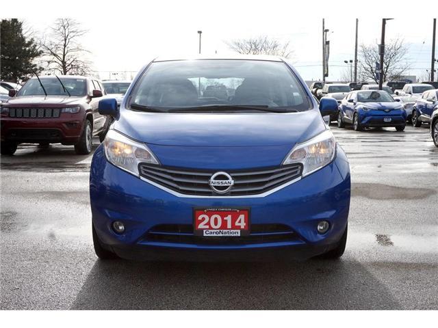 2014 Nissan Versa Note SL| TECH PKG| NAV| AROUND-VIEW CAM & MORE (Stk: J1093B) in Burlington - Image 2 of 30