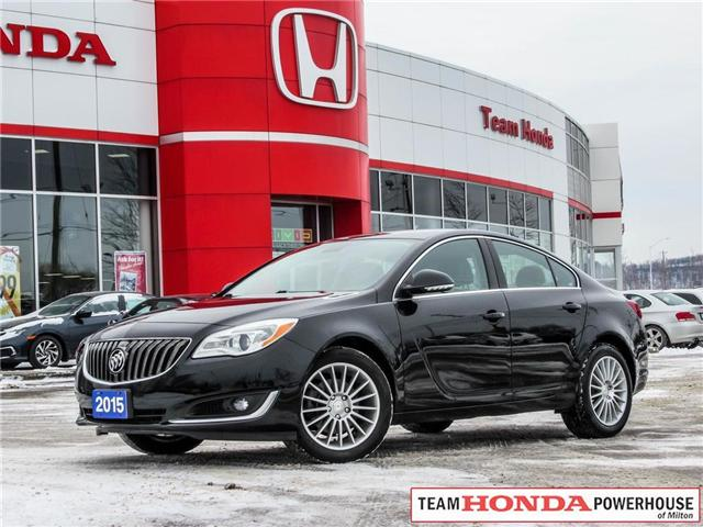 2015 Buick Regal Base (Stk: 19197AA) in Milton - Image 1 of 13