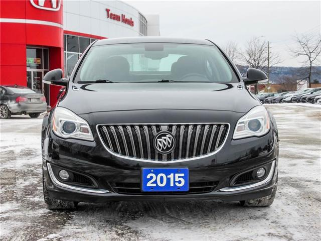 2015 Buick Regal Base (Stk: 19197AA) in Milton - Image 2 of 13