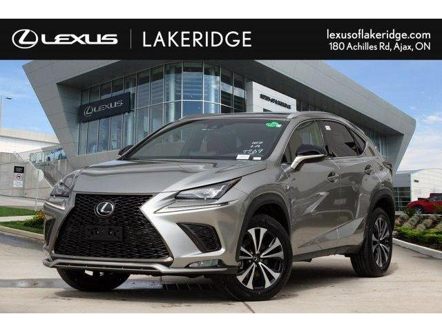 2019 Lexus NX 300 Base (Stk: L19310) in Toronto - Image 1 of 28