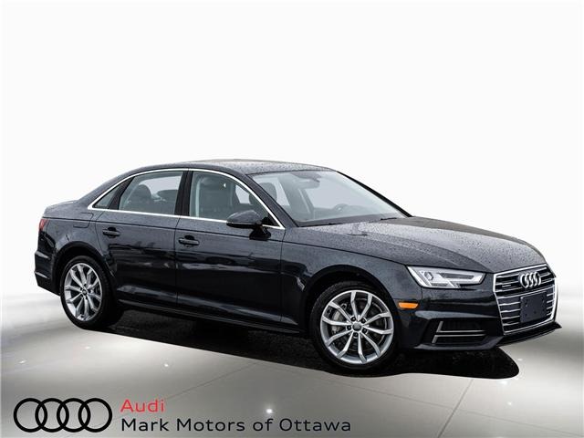 2018 Audi A4 2.0T Progressiv (Stk: 91038) in Nepean - Image 1 of 29