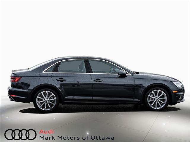 2018 Audi A4 2.0T Progressiv (Stk: 91038) in Nepean - Image 3 of 29