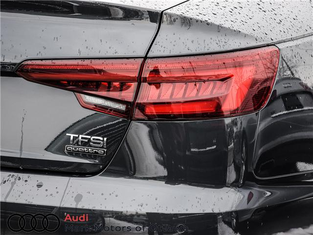 2018 Audi A4 2.0T Progressiv (Stk: 91038) in Nepean - Image 8 of 29