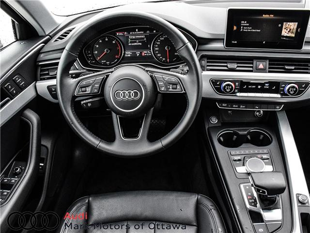 2018 Audi A4 2.0T Progressiv (Stk: 91038) in Nepean - Image 23 of 29
