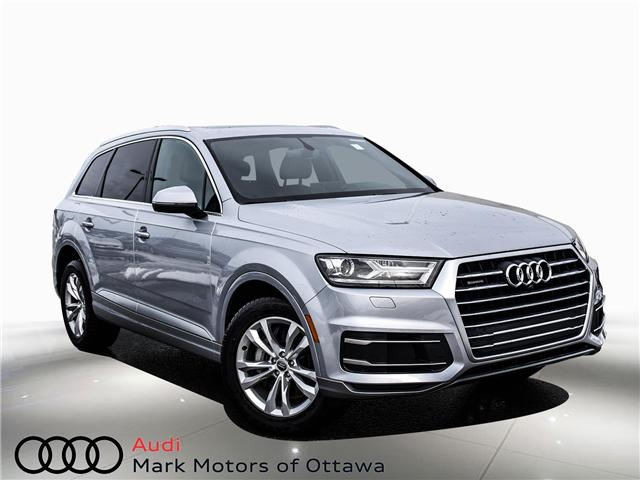 2018 Audi Q7 3.0T Progressiv (Stk: 91060) in Nepean - Image 1 of 27