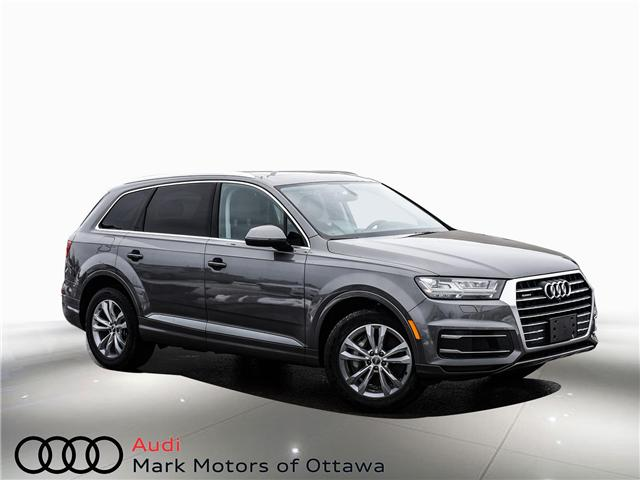 2018 Audi Q7 3.0T Progressiv (Stk: 90957) in Nepean - Image 1 of 27