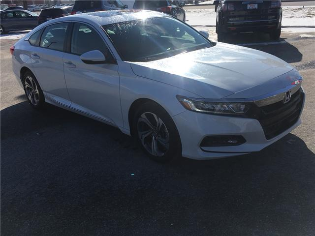 2019 Honda Accord EX-L 1.5T (Stk: 19266) in Barrie - Image 3 of 5