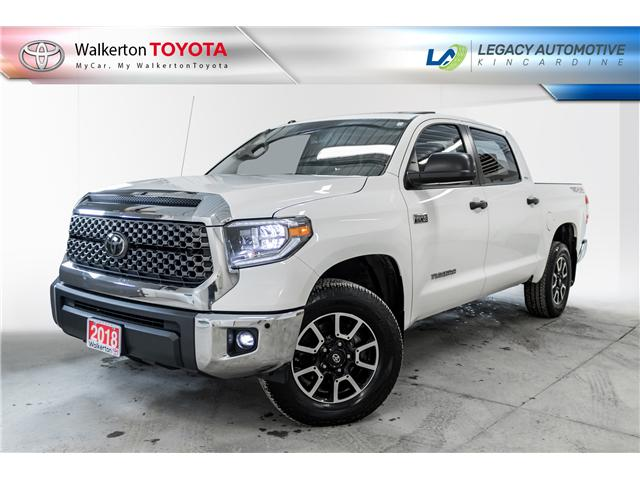 2018 Toyota Tundra SR5 Plus 5.7L V8 (Stk: P9023) in Walkerton - Image 1 of 26