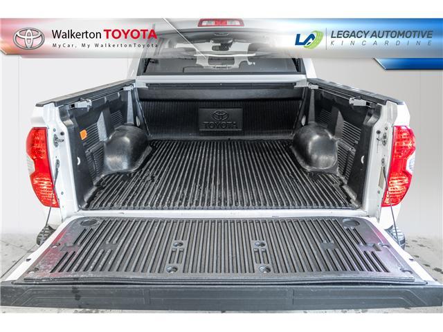2018 Toyota Tundra SR5 Plus 5.7L V8 (Stk: P9023) in Walkerton - Image 6 of 26