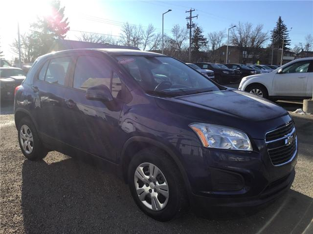 2013 Chevrolet Trax LS (Stk: 131796) in Brooks - Image 1 of 20