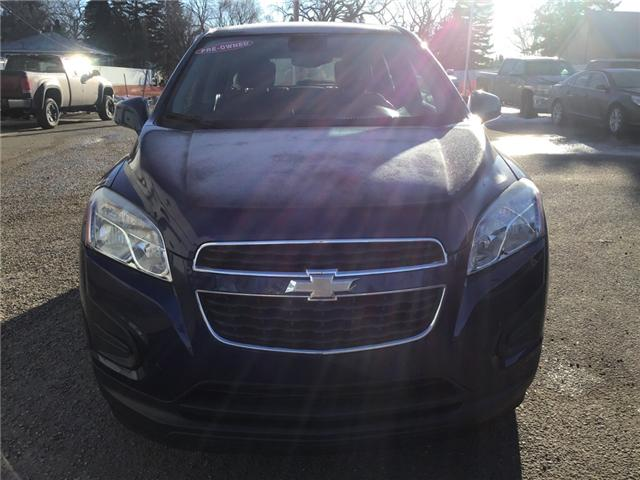 2013 Chevrolet Trax LS (Stk: 131796) in Brooks - Image 2 of 20