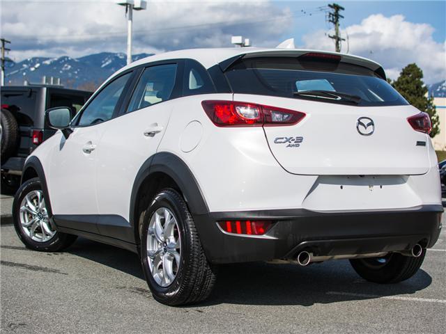 2016 Mazda CX-3 GS (Stk: 9M037A) in Chilliwack - Image 4 of 26