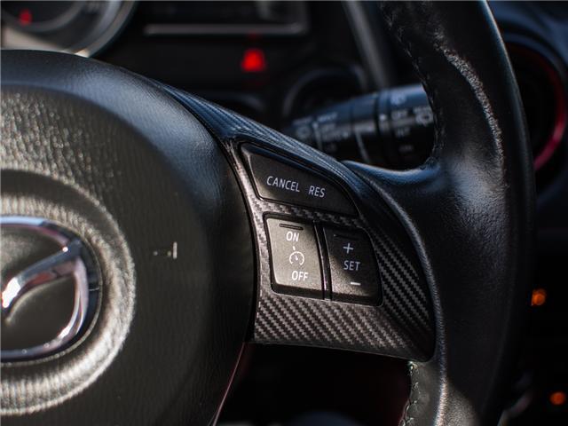 2016 Mazda CX-3 GS (Stk: 9M037A) in Chilliwack - Image 17 of 26