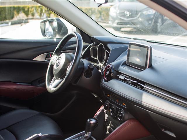 2016 Mazda CX-3 GS (Stk: 9M037A) in Chilliwack - Image 21 of 26