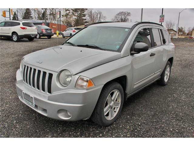 2008 Jeep Compass Sport/North (Stk: D0060A) in Leamington - Image 3 of 21