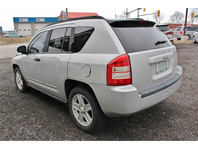2008 Jeep Compass Sport/North (Stk: D0060A) in Leamington - Image 7 of 21