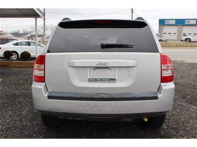 2008 Jeep Compass Sport/North (Stk: D0060A) in Leamington - Image 6 of 21