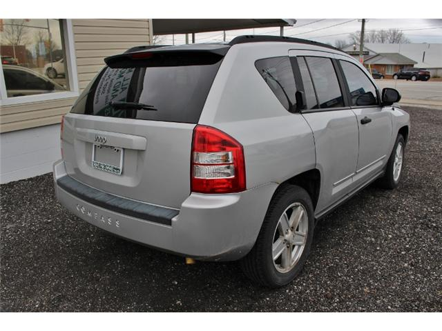 2008 Jeep Compass Sport/North (Stk: D0060A) in Leamington - Image 5 of 21
