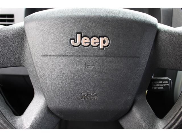 2008 Jeep Compass Sport/North (Stk: D0060A) in Leamington - Image 10 of 21