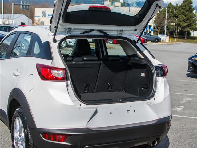 2016 Mazda CX-3 GS (Stk: 9M037A) in Chilliwack - Image 25 of 26