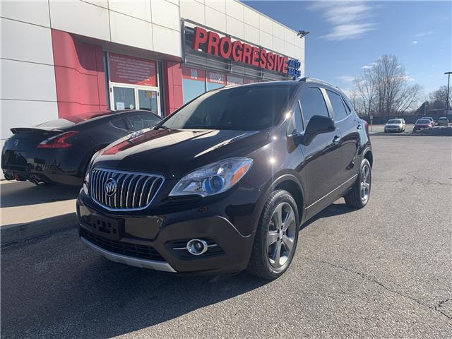 2013 Buick Encore Convenience (Stk: DB163749) in Sarnia - Image 1 of 21