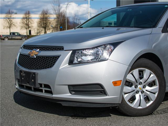 2014 Chevrolet Cruze 1LT (Stk: B0275) in Chilliwack - Image 2 of 19