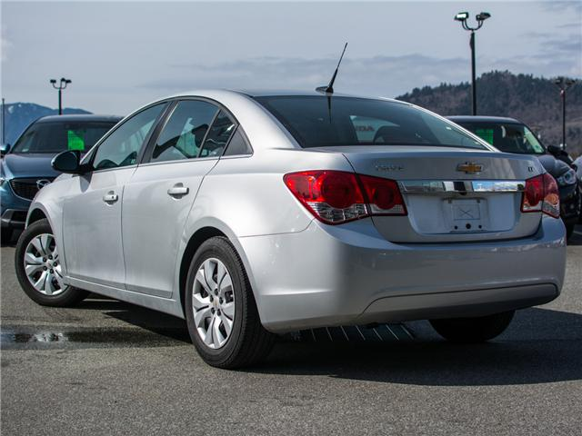2014 Chevrolet Cruze 1LT (Stk: B0275) in Chilliwack - Image 5 of 19