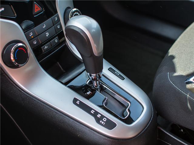 2015 Chevrolet Cruze 1LT (Stk: B0277) in Chilliwack - Image 10 of 17