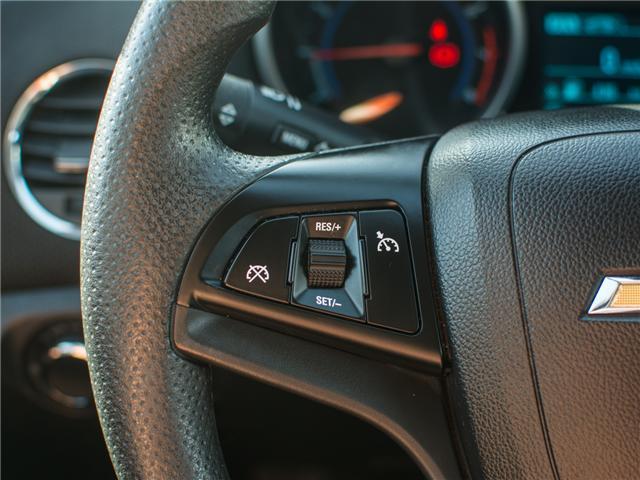 2015 Chevrolet Cruze 1LT (Stk: B0277) in Chilliwack - Image 14 of 17