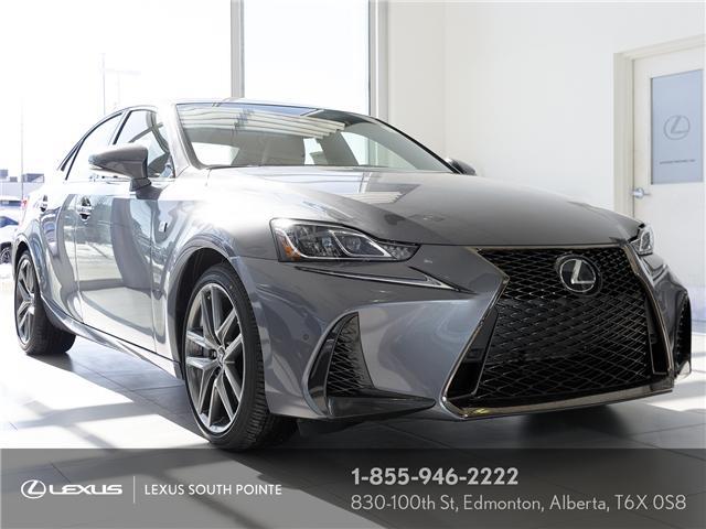 2019 Lexus IS 350 Base (Stk: L900411) in Edmonton - Image 1 of 23
