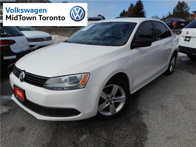 2013 Volkswagen Jetta  (Stk: W0522A) in Toronto - Image 1 of 27