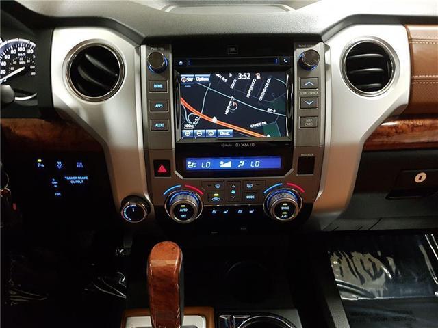 2017 Toyota Tundra Platinum 5.7L V8 (Stk: 185818) in Kitchener - Image 4 of 22