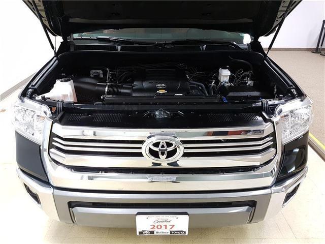 2017 Toyota Tundra Platinum 5.7L V8 (Stk: 185818) in Kitchener - Image 21 of 22