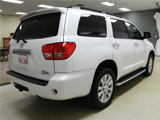 2016 Toyota Sequoia Platinum 5.7L V8 (Stk: 185920) in Kitchener - Image 9 of 26