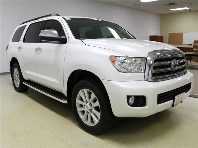 2016 Toyota Sequoia Platinum 5.7L V8 (Stk: 185920) in Kitchener - Image 10 of 26