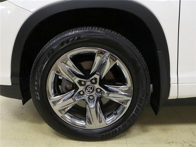 2017 Toyota Highlander Limited (Stk: 186001) in Kitchener - Image 29 of 29