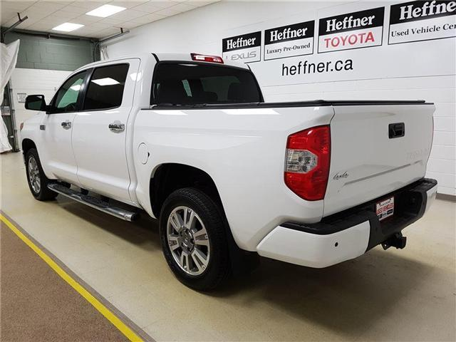 2016 Toyota Tundra Platinum 5.7L V8 (Stk: 185565) in Kitchener - Image 2 of 24