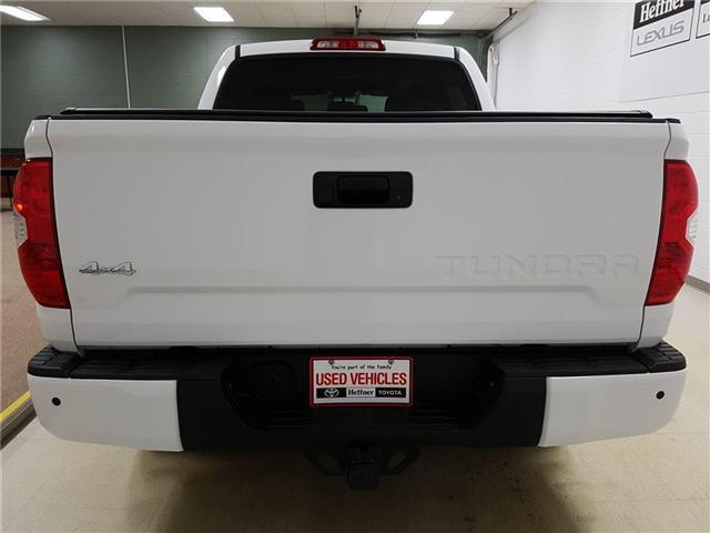 2016 Toyota Tundra Platinum 5.7L V8 (Stk: 185565) in Kitchener - Image 16 of 24